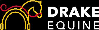 Drake Equine Black Logo - Drakesaddlesavvy.com | Drake Equine